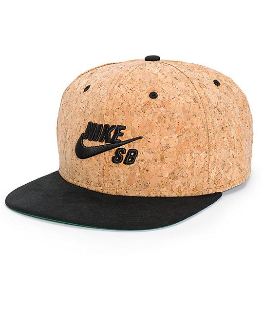 Nike SB Cork Pro Janoski Snapback Hat  bd7212fb1a4