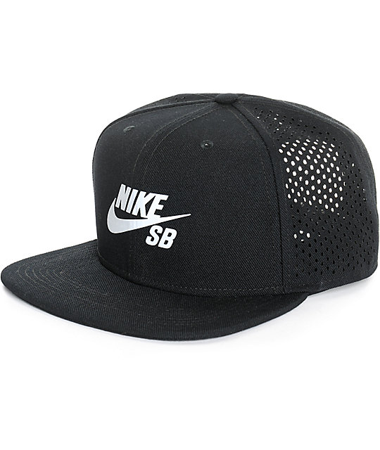 Nike SB Dri-Fit Perforated Reflective Trucker Hat  2907ea2d2ee