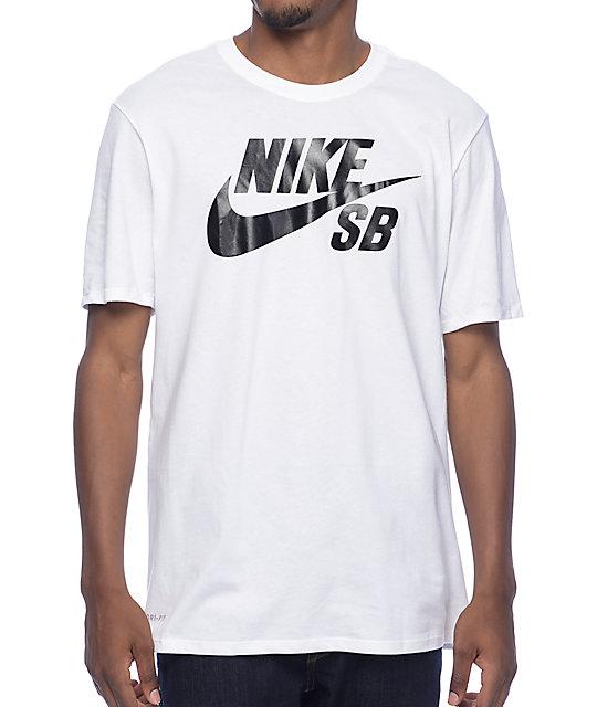 Nike SB Logo Camiseta 8yFvVfNyI