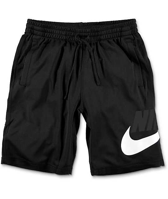 Nike SB Dri-Fit Sunday Black Shorts