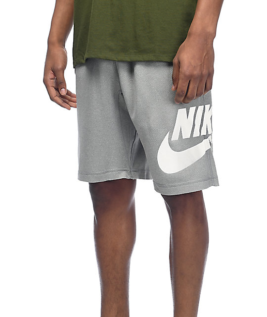 Nike SB Dri-Fit Sunday shorts grises