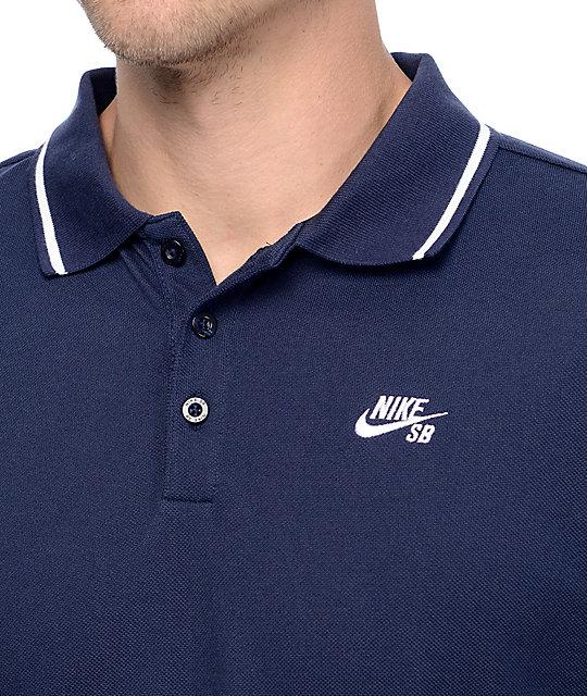 nike polo collar t shirt