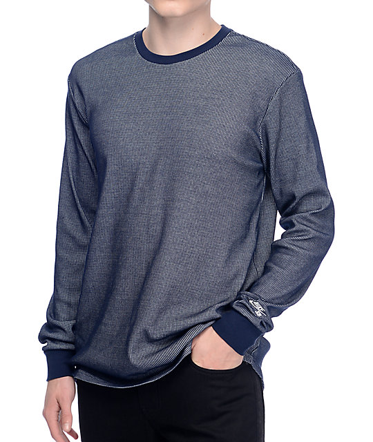 the best sneakers top fashion Nike SB Dry Thermal Obsidian Long Sleeve Shirt