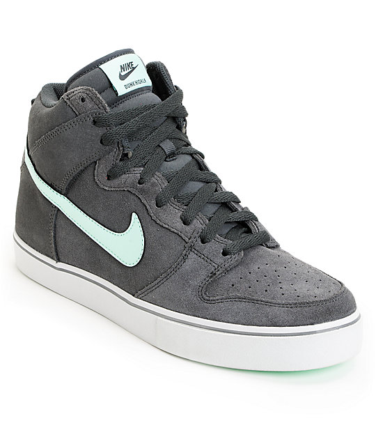 price reduced hot product half off Nike SB Dunk High LR Anthracite, Medium Mint & Neutral Grey Shoes