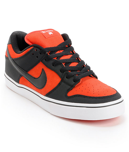separation shoes ebfd3 e959c Nike SB Dunk Low LR Pimento, White,   Black Skate Shoes   Zumiez