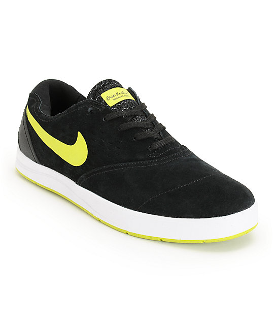 Nike SB Eric Koston 2 Lunarlon Black 96629c7c71