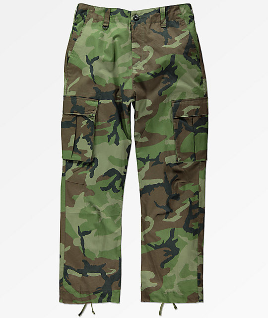 Nike SB FTM Camo Cargo Pants ...