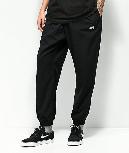 ... Nike SB Flex Black Track Pants ... 1d396bc19e58