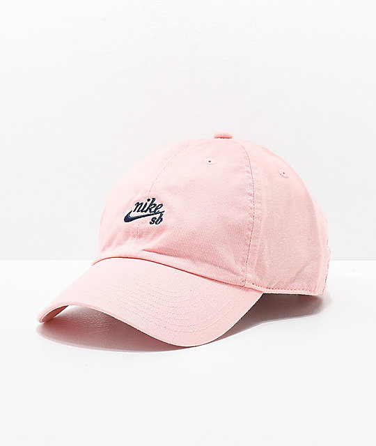 52c6fe3ee2b Nike SB H86 Icon Storm Pink Strapback Hat