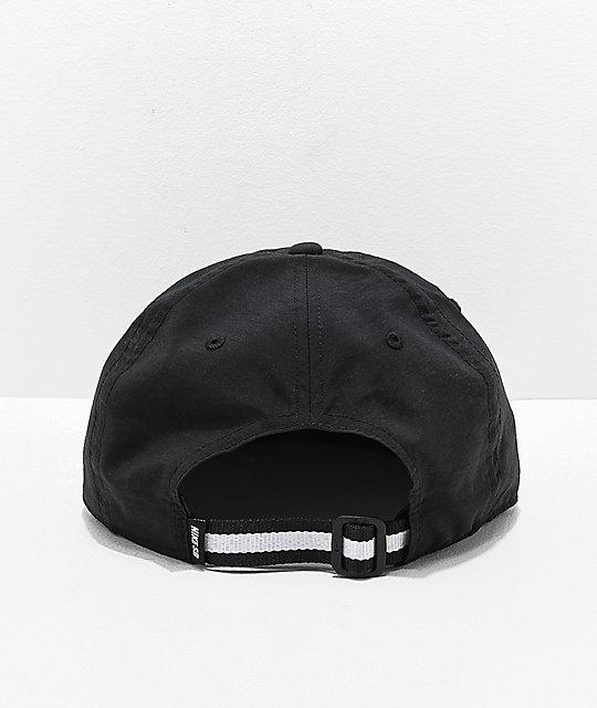 comprar el más nuevo salida para la venta siempre popular Nike SB H86 gorra negra y blanca   Zumiez