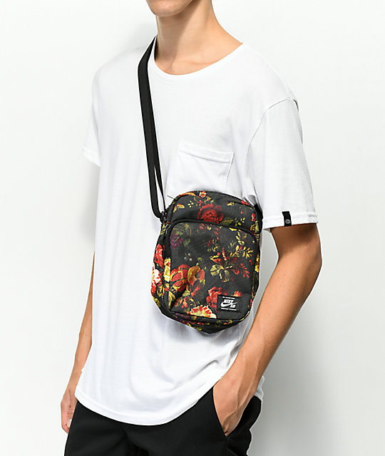 Nike SB Heritage Floral Shoulder Bag