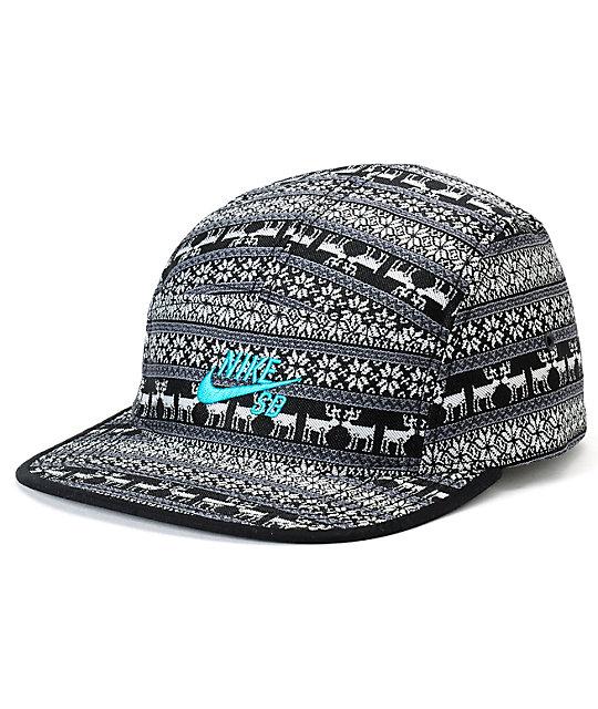 Nike SB Holiday 5 Panel Hat  6eaad899d67b