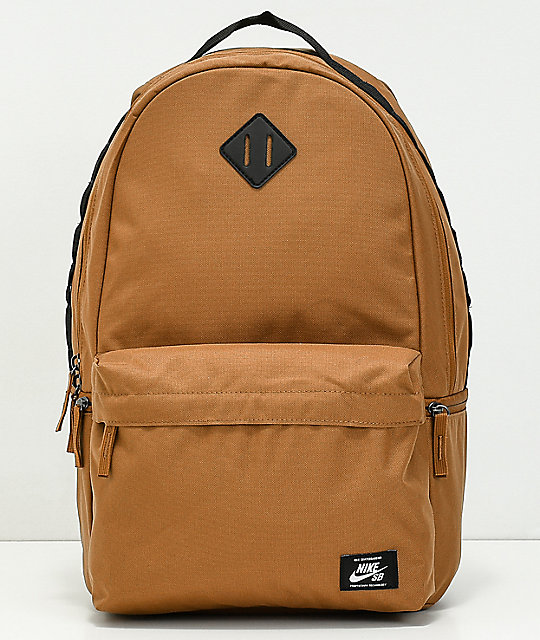 well known best value huge discount Nike SB Icon Ale Brown Backpack