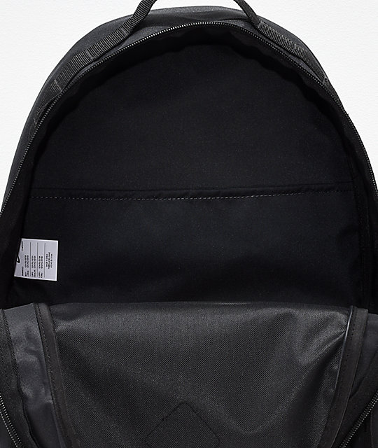 Nike SB Icon Black Backpack