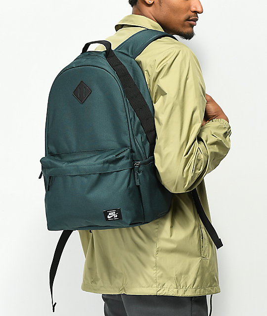 Nike SB Icon Deep Jungle Backpack