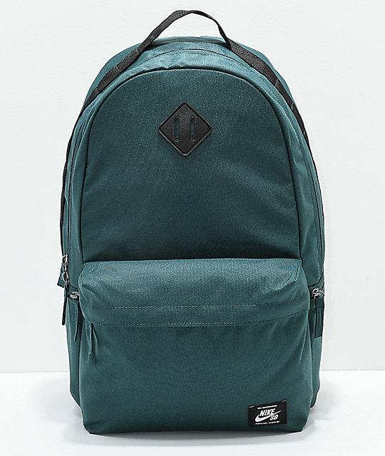 brand new 3f22d 5464f Nike SB Icon Deep Jungle Backpack   Zumiez