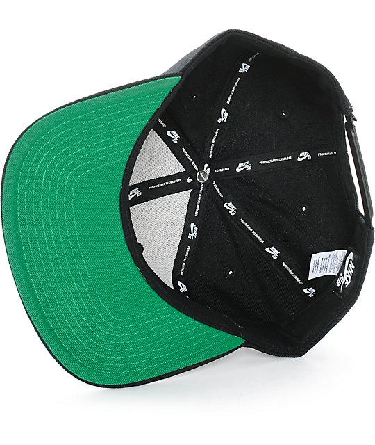 ... Nike SB Icon Pro Snapback Hat d9548d9231e
