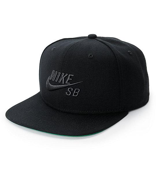 685bf3e110 Nike SB Icon Pro Snapback Hat