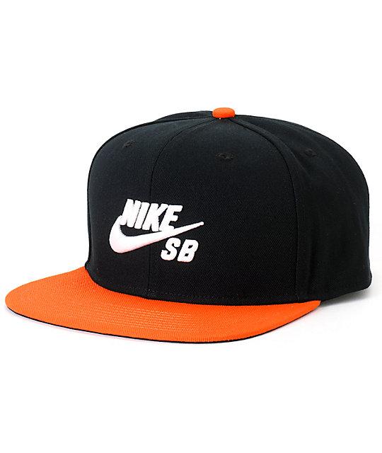 daefb4ac4081e Nike SB Icon Snapback Hat