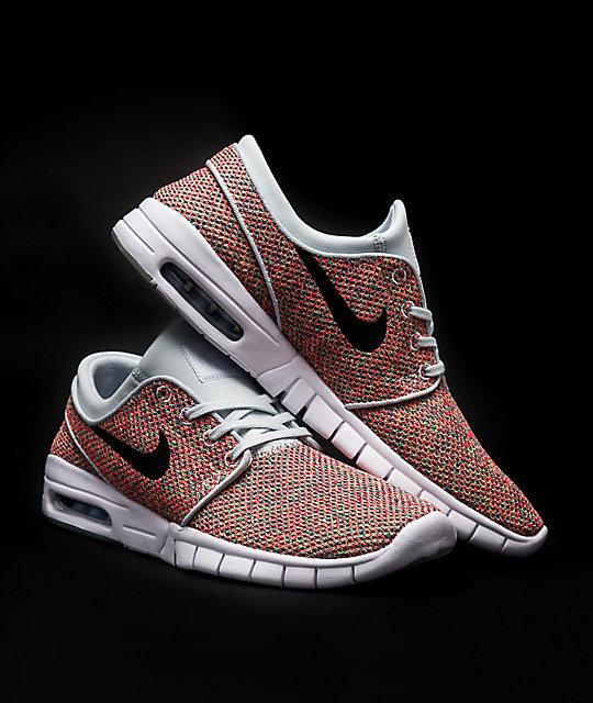 ... Nike SB Janoski Air Max Day Skate Shoes