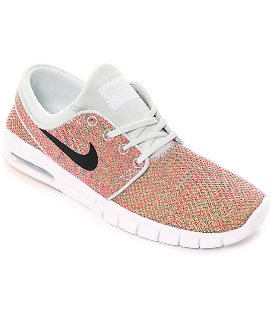 various colors where to buy best value Nike SB Janoski Air Max Day Skate Shoes