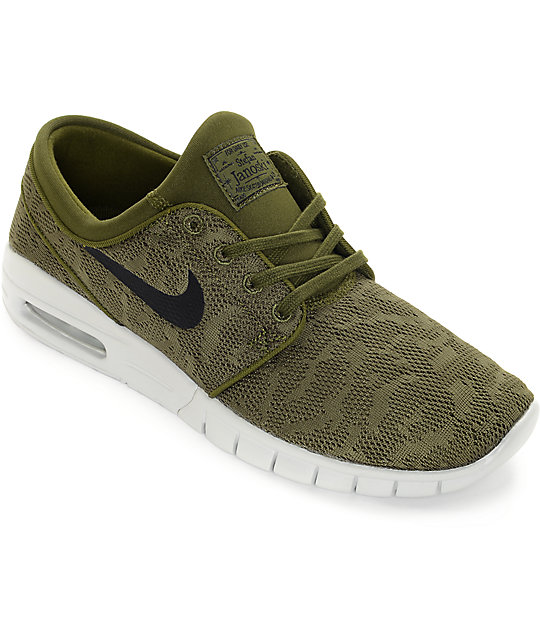 thoughts on cute cheap great deals Nike SB Janoski Air Max Legion & Platinum Skate Shoes