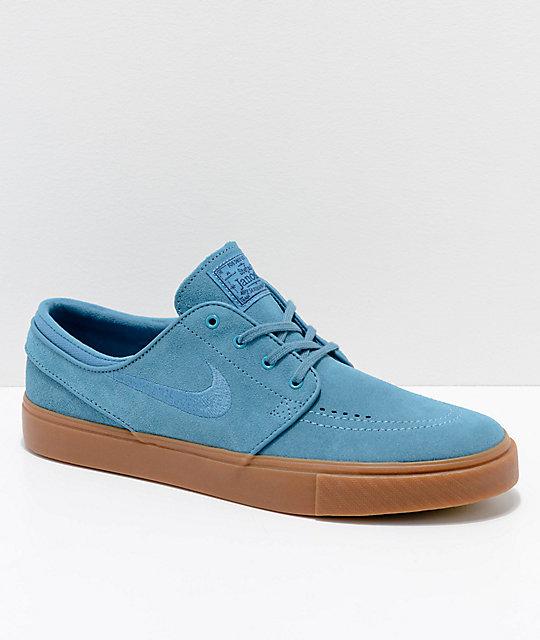 Nike Sb Janoski Ante Azul