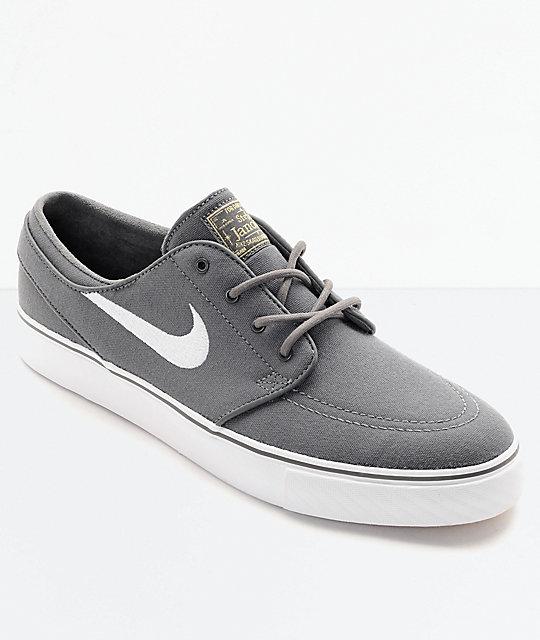 Nike Chaussures Stefan De Janoski Gris en ligne exclusif à vendre Finishline la sortie dernière drop shipping YMvTX5Qiq