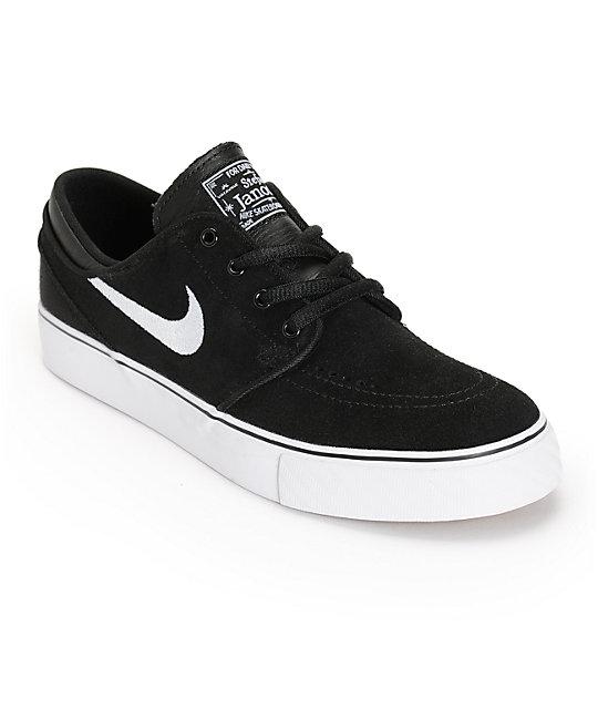 Nike SB Kids Stefan Janoski Skate Shoes ...