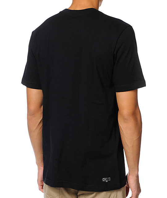 Nike SB Lock Up Black T-Shirt