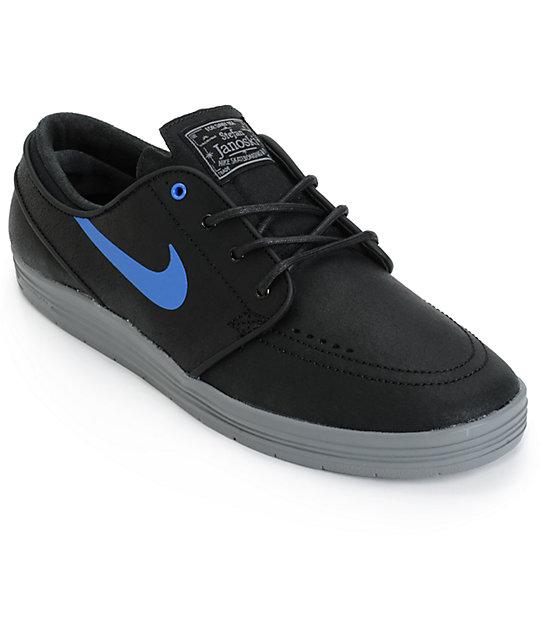 Nike SB Stefan Janoski shoes blue