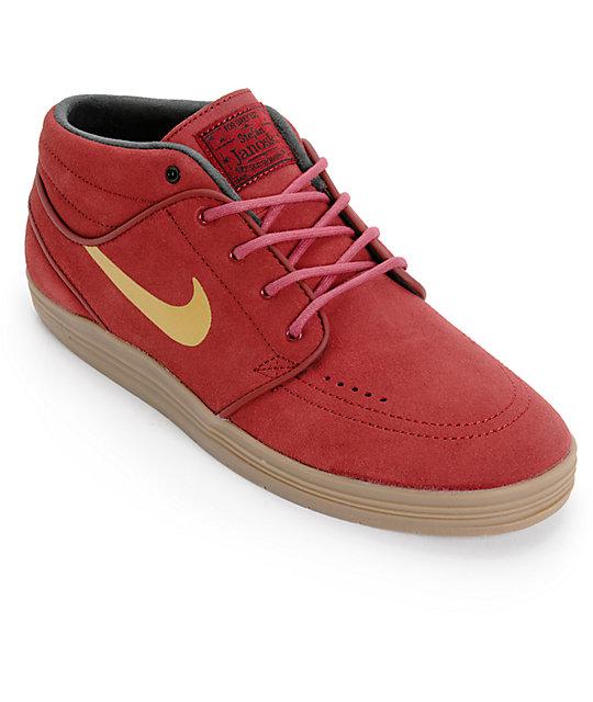 Manchester meilleur endroit Lunaire Stefan Janoski Nike Rouge Et Or authentique en ligne 2014 à vendre 2015 nouvelle WBQL5k8