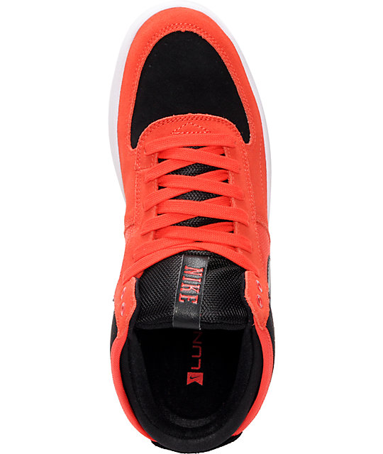 Nike SB Mavrk Mid 3 Pimento & Black Skate Shoes