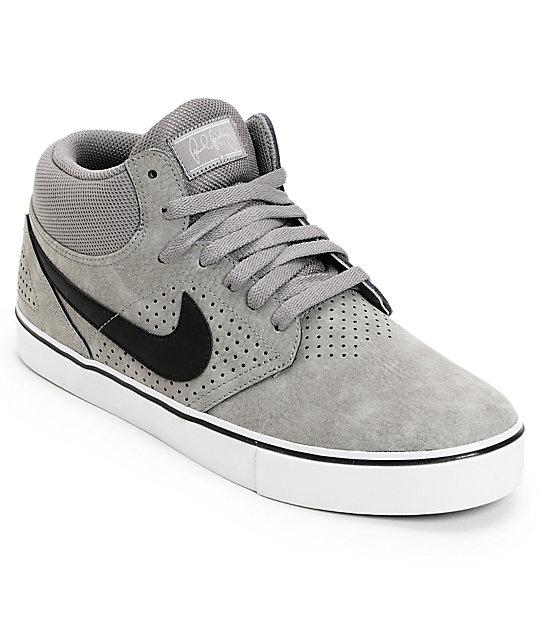 06b093165954 Nike SB P-Rod 5 Mid LR Soft Grey