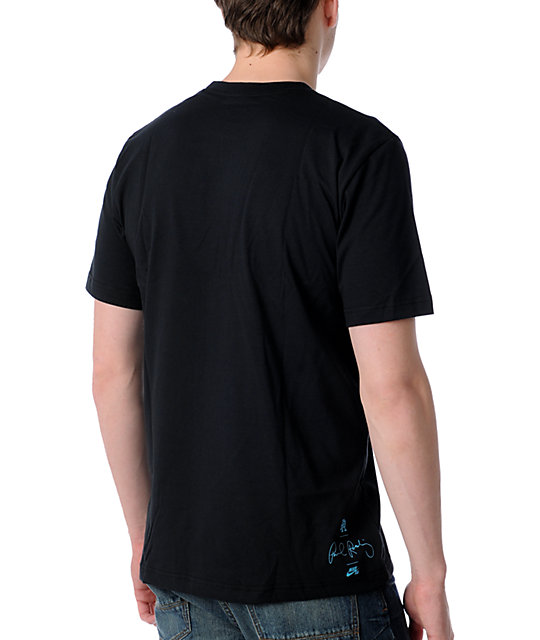 Nike SB P-Rod Hubs Black T-Shirt