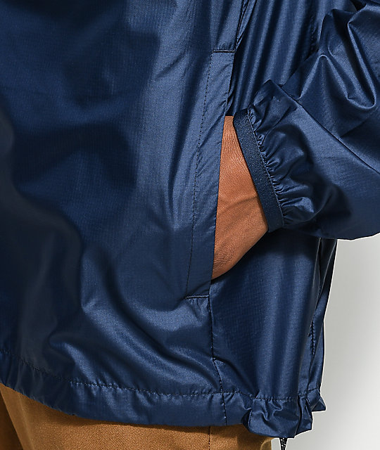 Nike SB Packable Navy Anorak Jacket