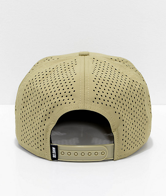 Nike SB Performance Olive Green Trucker Hat