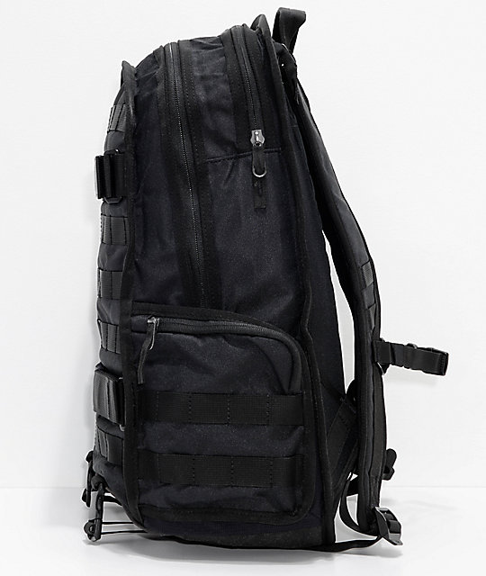 8d9f61616242 ... Nike SB RPM Black Backpack ...