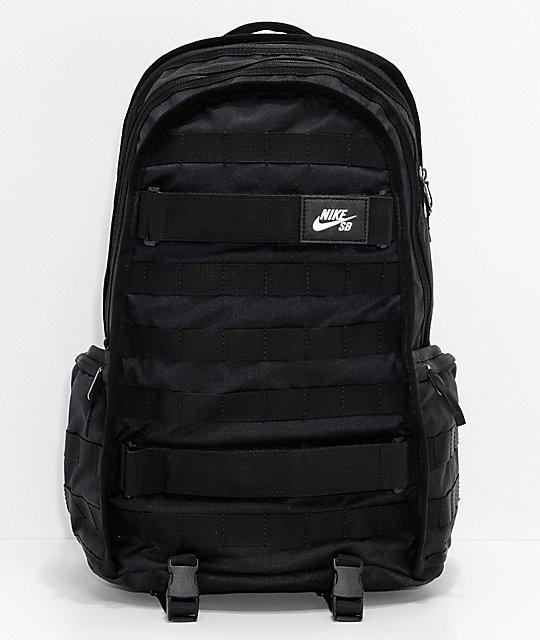 Nike SB RPM Black Backpack  08d842b31