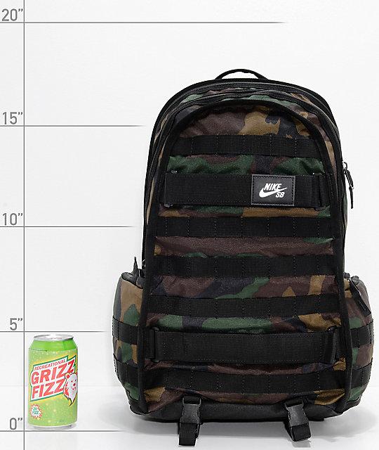 25f06e96a ... Nike SB RPM Camo Backpack