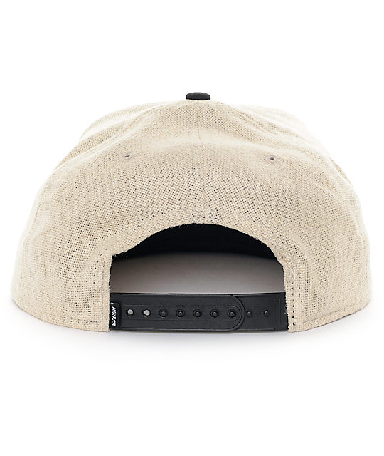 3518b018b34 ... Nike SB S+ Hemp Snapback Hat ...