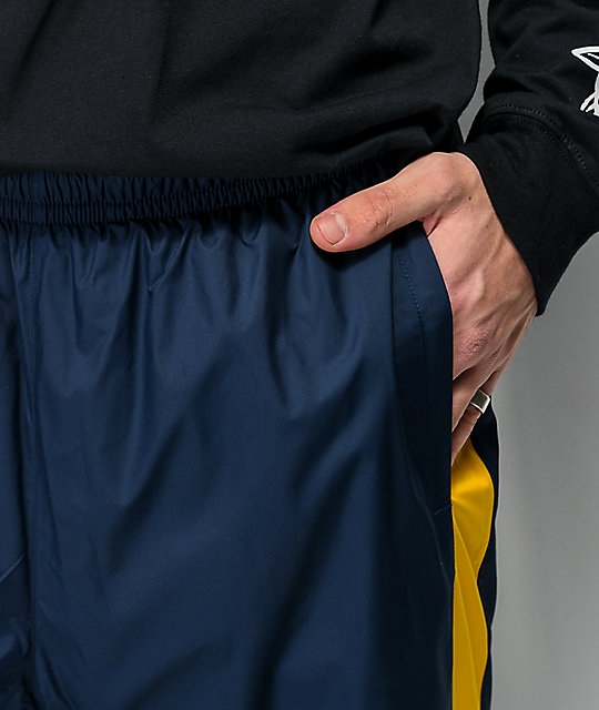 Nike SB Shield Obsidian & Dark Sulfur Track Pants