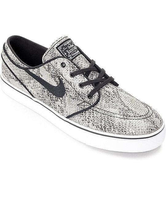 Nike SB Stefan Janoski Cobra Premium Txt Skate Shoes ...