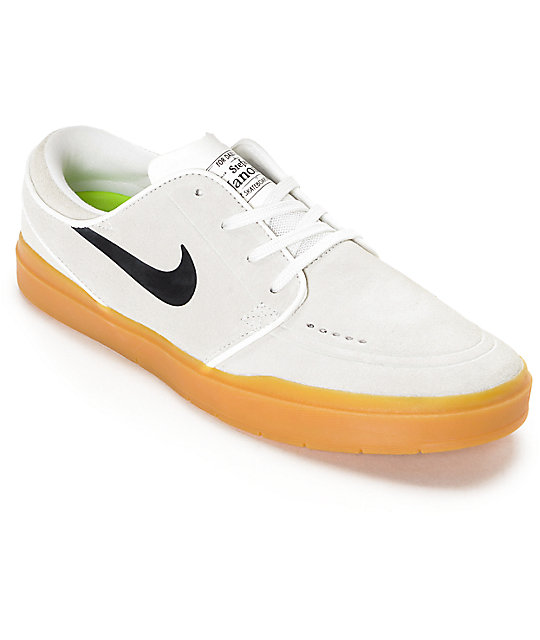 18c582ed741 Nike SB Stefan Janoski Hyperfeel Summit White Skate Shoes