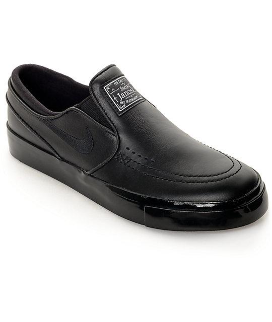 El 'slip on' llega a las Nike SB Janoski |