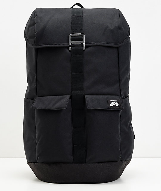 Nike SB Stowell Black Backpack