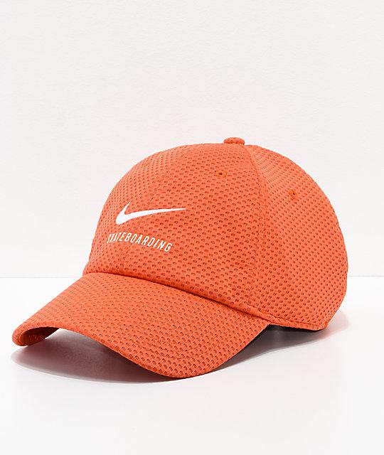 sklep internetowy najniższa cena wyprzedaż hurtowa Nike SB Swoosh Coral Mesh Strapback Hat