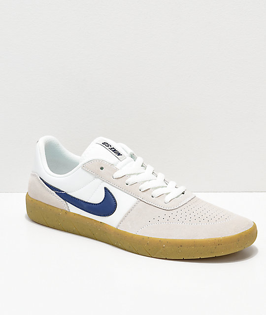 sports shoes 8dc1d 97159 ... cheap nike sb team classic white gum skate shoes 89297 343fd