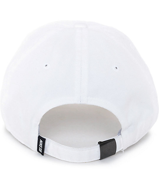... Nike SB White Dad Hat c3dd41f43