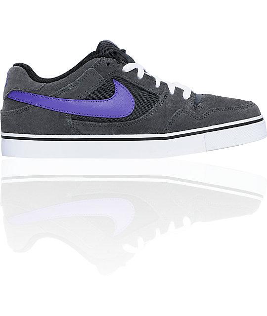 Rod ShoesZumiez 2 Sb Purple P Anthraciteamp; Skate Nike Zoom 5 uPXOkZTi